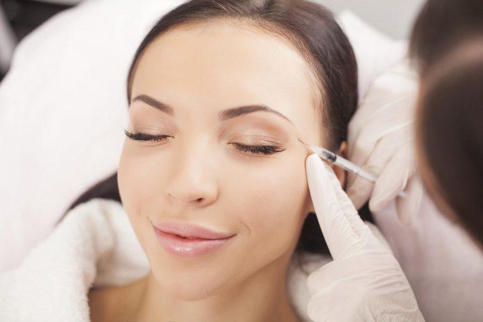 Essayez les injections de Botox :