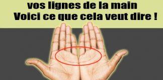 vos lignes de la main sont symétriques ? Voici ce que cela veut dire !
